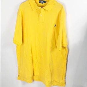 Polo By Ralph Lauren Yellow Size 2XLT